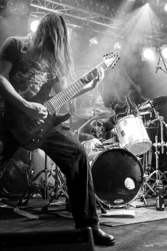 DERANGED:Struck By A Murderous Siege-nouvel album (28/10/16)   en écoute intégrale   X/XVI