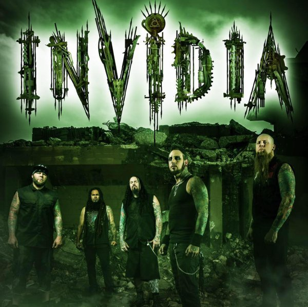 INVIDIA:As the Sun Sleeps-nouvel album (avril 2017)    XI/XVI