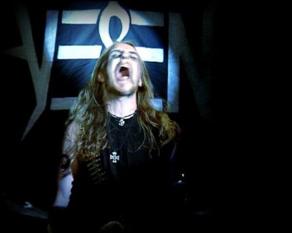 """Vesen dévoile """"Damnation Path"""" -nouvel album (16/12/16)    XI /XI/XVI)"""