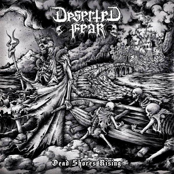 DESERTED FEAR :Dead Shores Rising -nouvel album (27/1/17)       XI/XVI