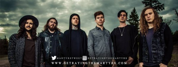 Newz:BETRAYING THE MARTYRS