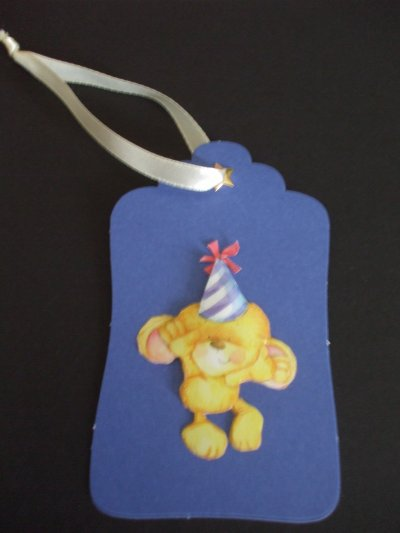 marque page nounours