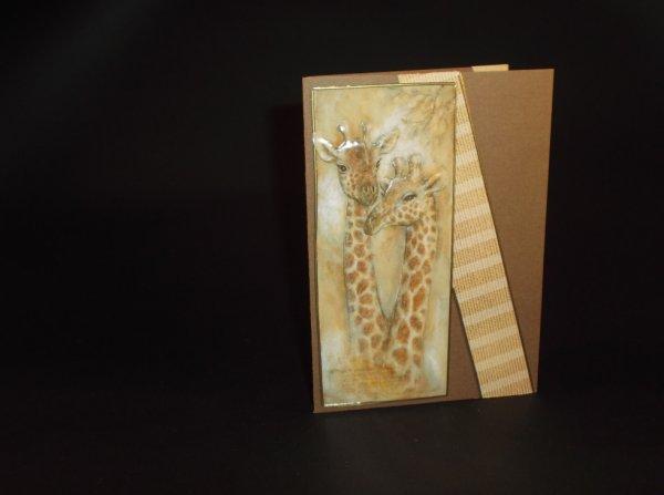carte girafes