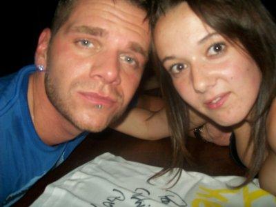 moi et Keen'v pour mes 18 ans