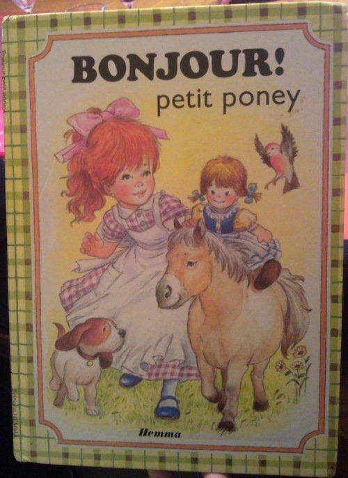 Bonjour Poney
