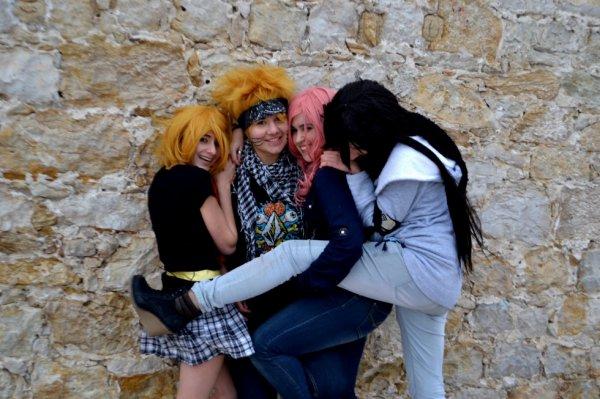 Nyan Kiraboshi Team !