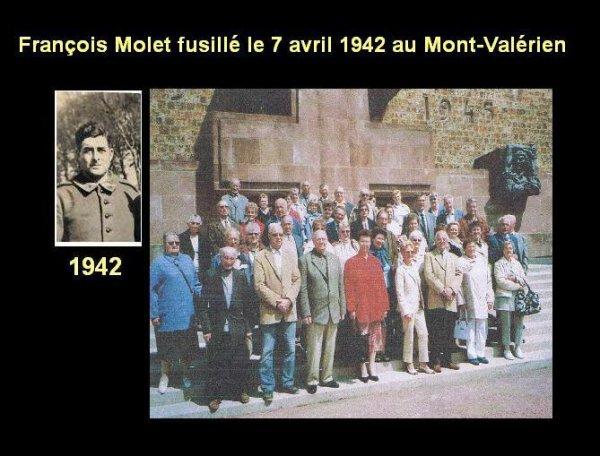 FRANCOIS MOLET  (1905-1942)
