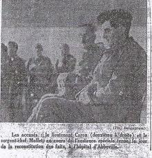 FRANCOIS MOLET  (1905-1942) mont-valérien