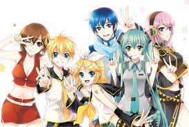 Vocaloid ♪