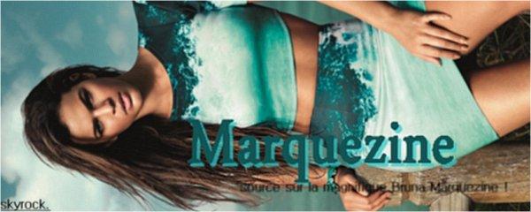 • L'actu sur la belle Bruna Marquezine ! •