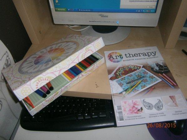 art thérapy