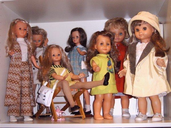 poupées Bella popjes