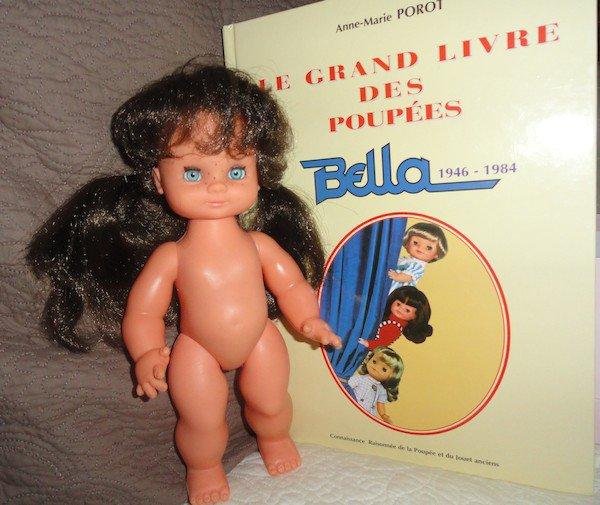 petite inconnue Bella