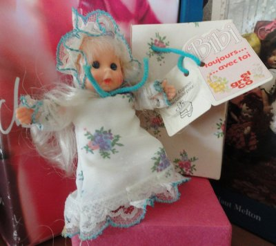 luciferpopjes voor Hanny...poupées Allumettes