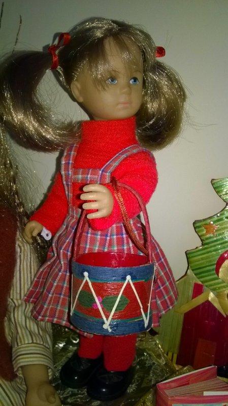 Noël, Noël.....et mes poupées...