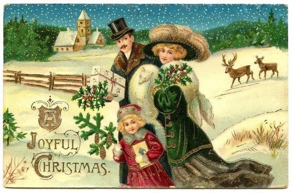 Passez tous une très belle soirée de Noël, avec la famille, des amies ou les poupées!