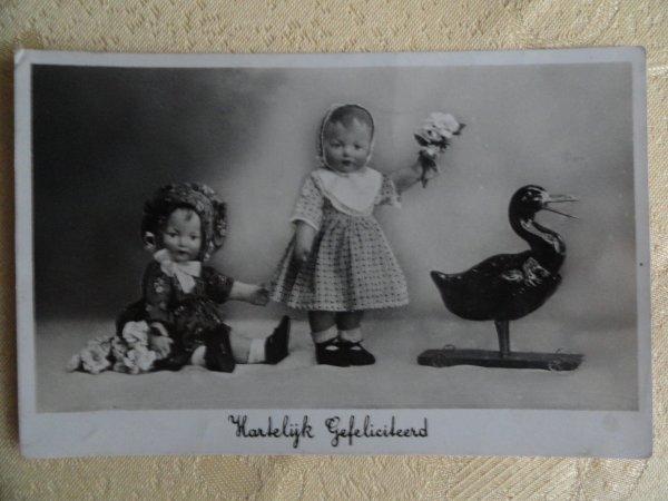 Kathe Krüse carte postale