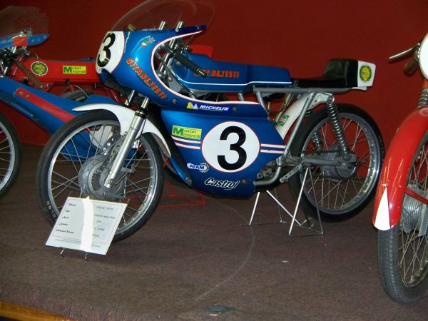 Salon de la moto limoges 2012