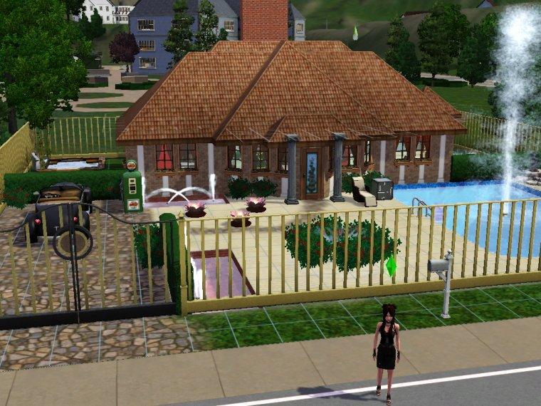 deux maison styles différents