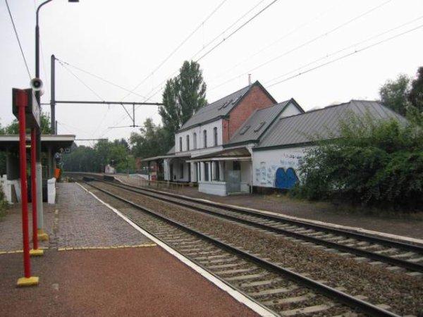 gare de forest-est