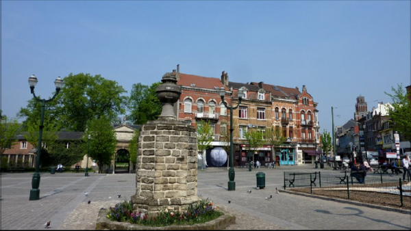 Place Saint Denis ²