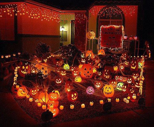 Chapitre spécial fête ▬ Halloween.