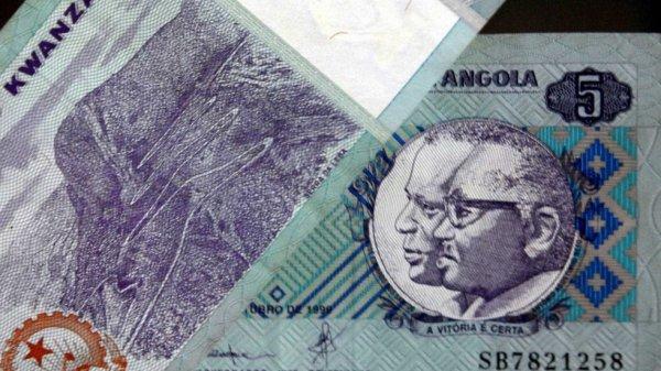 La variation de Kwanza aide les réserves internationales mais pousse l'inflation