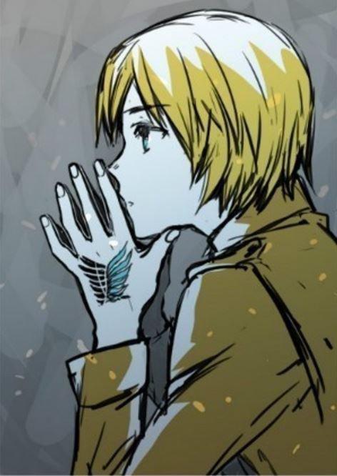 Armin & Christa fan arts