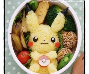 Bentôs Pikachu :3