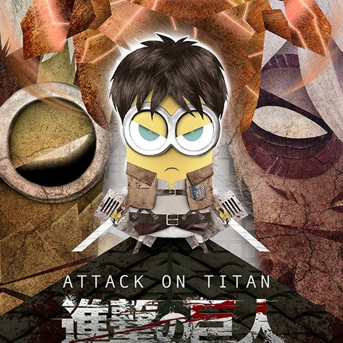 Attack on minion