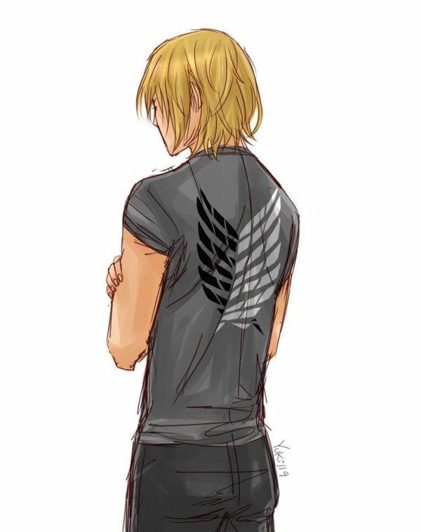 Si Armin vivait à notre époque