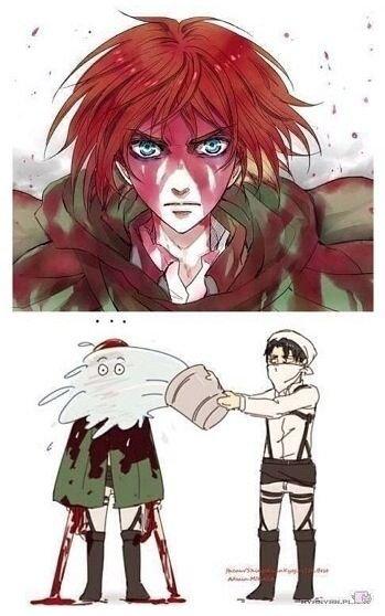 Pauvre Armin XD