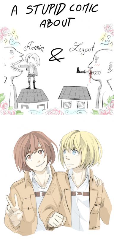 Armin & Legout