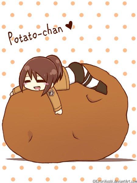 Petite histoire de patate