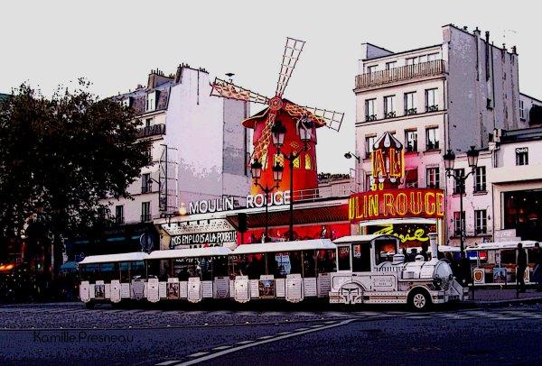 « La plus grande vérité que l'on puisse découvrir un jour est qu'il suffit d'aimer et de l'être en retour . » - Le Moulin Rouge.