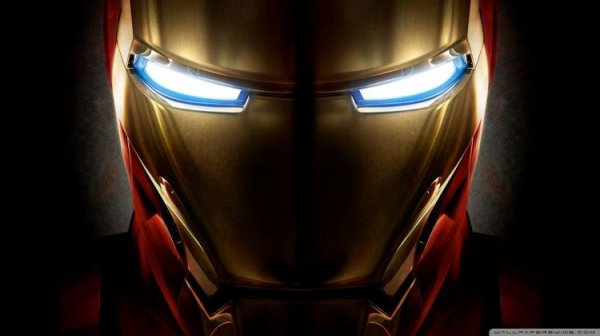 Images de fond : Iron Man