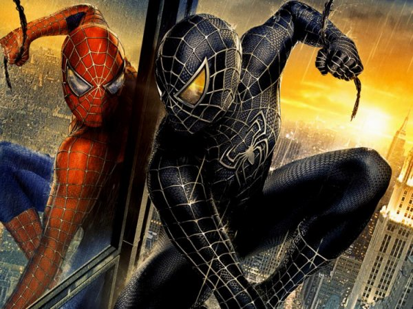 Images de fond : Spider-Man