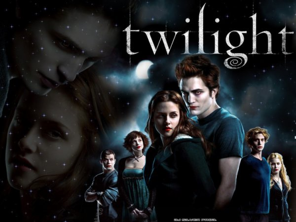 Images de fond : Twilight