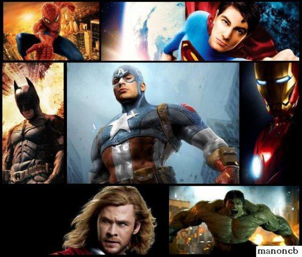 Ton super héros préféré ?