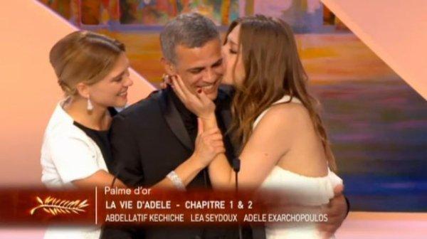 Festival de Cannes 2013 : La palme d'or est attribuée à...