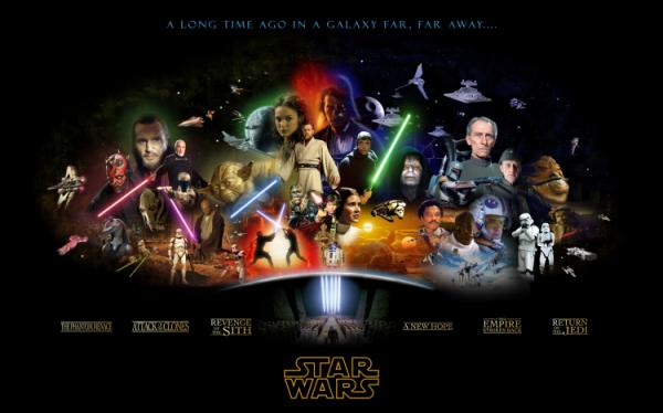 Images de fond : Star Wars