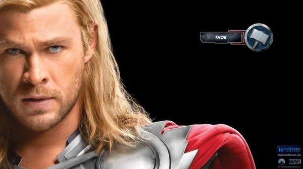 Images de fond : Avengers