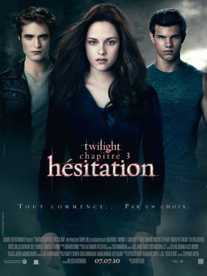 Twilight - Chapitre 3 : hésitation