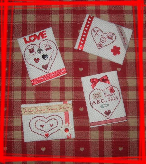 Mes cartes ATC