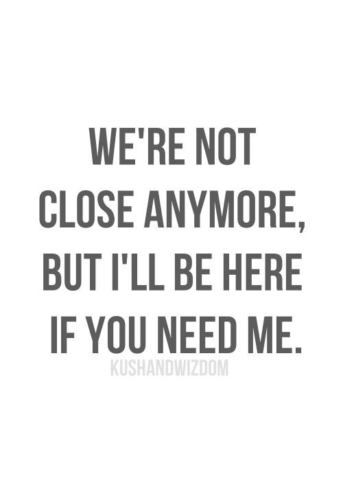 nevertheless , i will always be there for you
