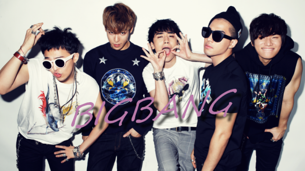 Présentation des BIGBANG