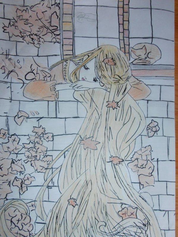 dessin pour le concours de caroolina