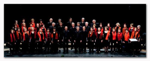 Samedi 19 mars 2011 ... Les Chants de Mars. Salle Yves Renault à Chambray lès Tours...