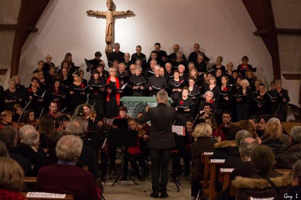 Eglise de Montjoyeux le 5 décembre 2015