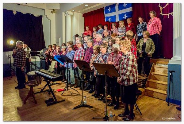 Concert de l'Atelier Chansons du 13 mars 2016